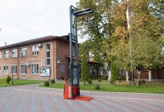 Электрический штабелер Linde L 16