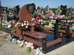 Pomniki i ozdoby nagrobkowe z kamienia
