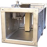 Клапан огнезадерживающий КП-1 с приводом Belimo,