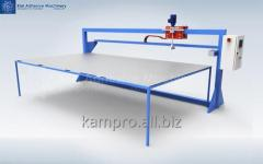 Equipment for adhesive pasting