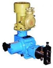 Pumps dozatorny Pump ND1,0 10/100K14V ND type