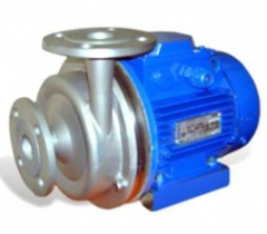 Chemical monoblock pumps for clear water and acids