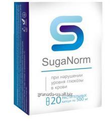 SugaNorm (Shuganorm) - capsules from diabetes.