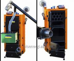 "Copper 17 kW pelletny universal ""DTM ARV"