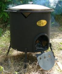 Asian furnace