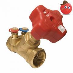 Balancing valves