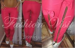 Tights and leggings for pregnant women