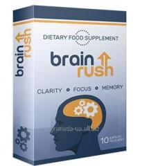 BrainRush (Breynrash) - capsules for memory