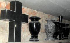 Кресты гранитные на могилы Умань, Украина