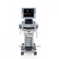 Stationary ultrasonography device of the expert