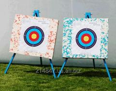 Clay targets for shooting