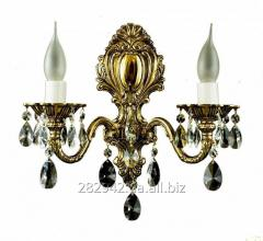 Sconce cast Aldit Monika N2 TPA3 with crystal