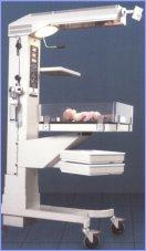 Реанимационное рабочее место для новорожденных