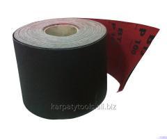 Cloth emery P100 HIPPO-TOOLS™ 200mmkh50m, art