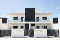 Townhouses 400 meters from the beach