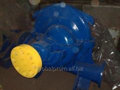 Pump of a bilateral entrance 1D315-71