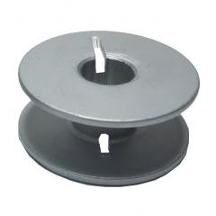 Bobbins for sewing machines