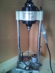 Equipment for cutting fabrics