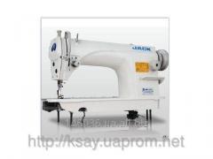 Straight stitching machine