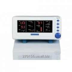 Bedside monitor of the patient of G2A