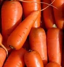 Carrots gourmand