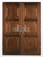 Стройматериалы. Окна, двери, перегородки.  Двери.