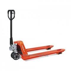 Rokla, Cart hydraulic