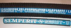 Chemical hoses, hoses for chemistry