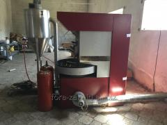 Roaster for roasting of the PROBAT G12 coffee