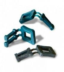 Polypropylene belt buckles