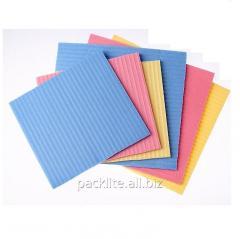 Cellulose napkins