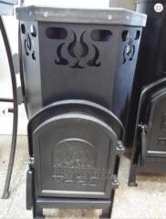 Art molding from cast iron, decor elements. The