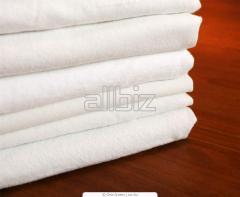 Текстиль и кожа. Постельные принадлежности и