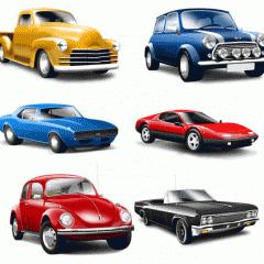 Автомобили разные