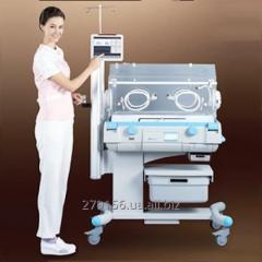 Developmental care incubators