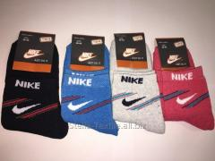 Women's socks terry Nike
