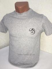 Adidas-Futbolka is light gray man's