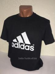 T-shirt black Adidas