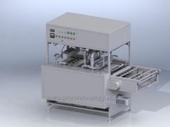 Enrobing machine