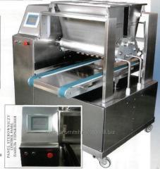 Equipo para las galletas spritz DAC-3600