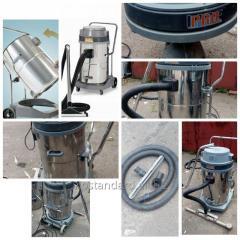 Vacuum cleaner industrial dvukhturbinnik of tmb