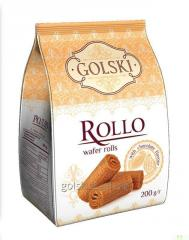 Rolls vafelnі Rollo Zi relish chocolate