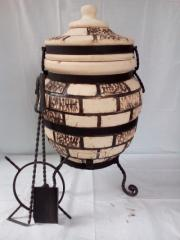 TANDOOR model No. 1 (design brick)