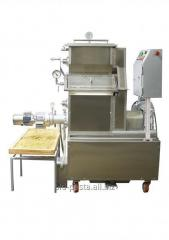 The compact line for production of macaroni of 70 kg/h