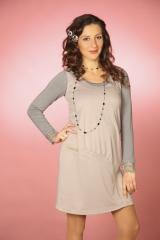 Dress for pregnant women.