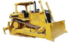 Rent of the bulldozer Caterpillar D6 R XL
