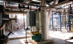 Котлы термомасляные, котлы на диатермическом масле, масляные теплогенераторы,  производства  компания  Bono Energia, Италия