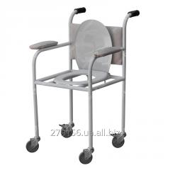 Toilet-chair