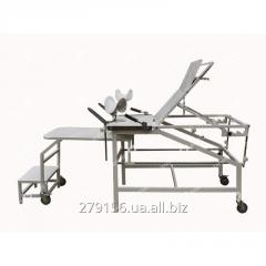 Bed obstetric for obstetric aid of KA-2 (like
