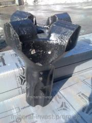 Буровая коронка КНШ-110